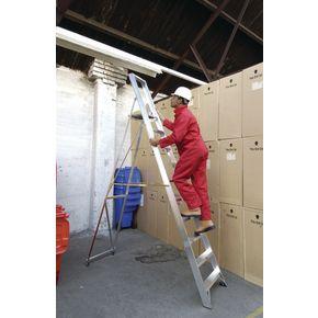 Heavy and extra heavy duty folding platform steps - Extra heavy duty steps