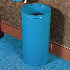 General purpose steel litter bins