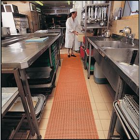 Herongripa®  grease resistant matting