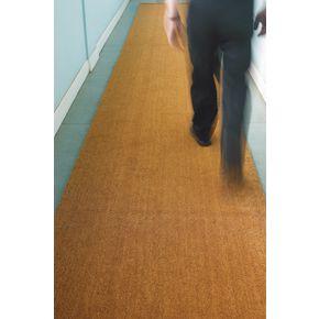 Coir entrance matting