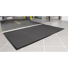 Crush resistant entrance matting