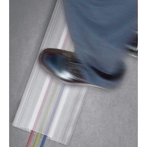 Translucent internal cable protectors