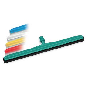 Colour coded floor squeegees
