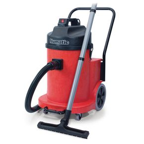 Numatic professional industrial vacuum cleaners - dry only
