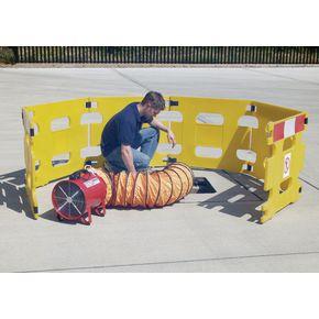 Portable ventilators/extractors