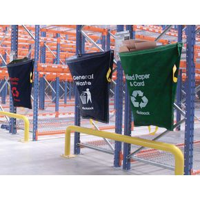 Rack Sack - Recycling waste sacks