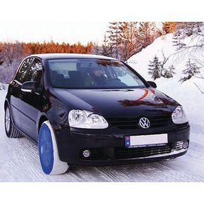 Vehicle snow socks