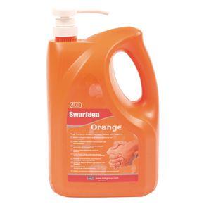 Swarfega orange hand cleaner