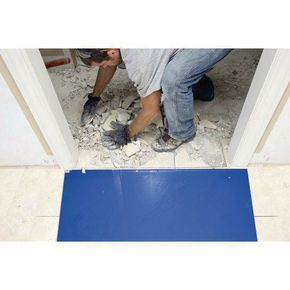 Packs of economy clean room mats