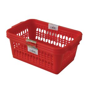 Handy baskets - pack of 3 - packs of three