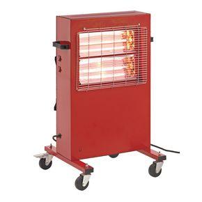 Infrared quartz space heaters