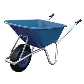 90 Litre plastic bodied wheelbarrows