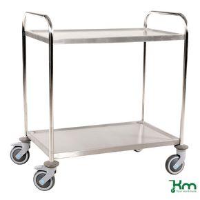 Konga stainless steel trolleys, Class C3