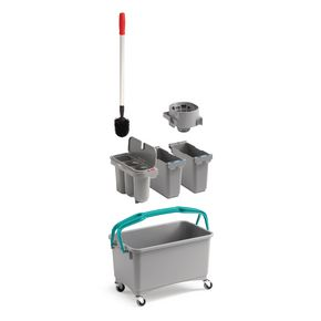 Multi purpose mop buckets