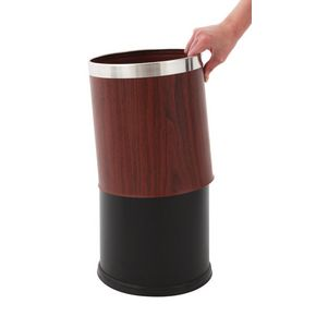 Hotel waste paper bin