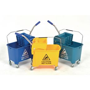 20L Mop bucket with wringer