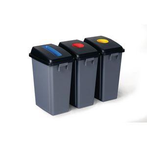 60L Recycling bin lids