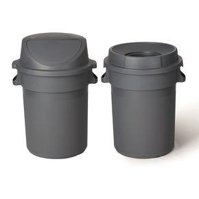 Heavy duty large waste bin