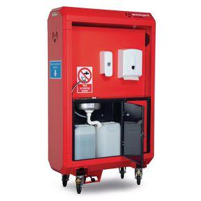Mobile hand washstation