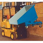 Skip Mobile Tipping 0.25 Cubic Overall Size 1390X820X900Mm