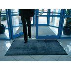 Mat - Washable Entrance 850X1200Mm Black/Blue