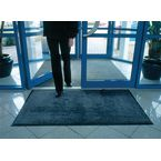 Mat - Washable Entrance 1150X1750Mm Black/Blue