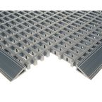 Matting - Entrance - Grey Heavy Duty, 1200 X 600Mm