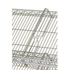 Super erecta slanted shelving - Extra retainer