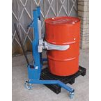 Hydraulic drum mover