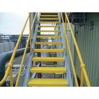 Flooring - Anti-Slip Treads Stair Tread 595X195X40Mm, Yw