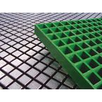 Flooring - Fibreglass Gratings Height:38Mm,1219X3660Mm,Green