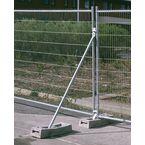 Panel fencing - Fence stabiliser