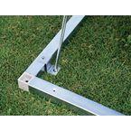 Floor frame for Equipment locker