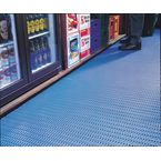 Matting - Cushion Tread Pvc 60Cms - Blue (Floorline)