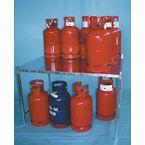 Gas cylinder storage cages - Cylinder frame