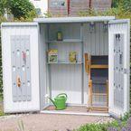 Equipment locker - Shelves and floor sold separately