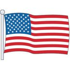 Flags - USA Stars and Stripes
