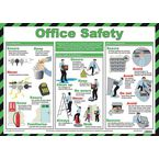 Safety posters - Office safety