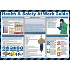 Safety posters - Health & Safety at work guide