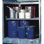 Drum racking - Shelf