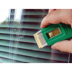 Safety scraper