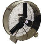 Industrial drum fan, diameter 915mm