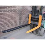 Fork extension sleeves, heavy duty 2440mm long