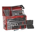 9 Drawer topchest - 205 piece tool kit