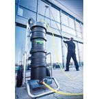 Water Fed Pole Cleaning