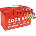 Group lock box