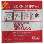 Burn stop dressing