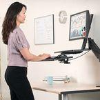 Smartfit  Sit/Stand Workstation